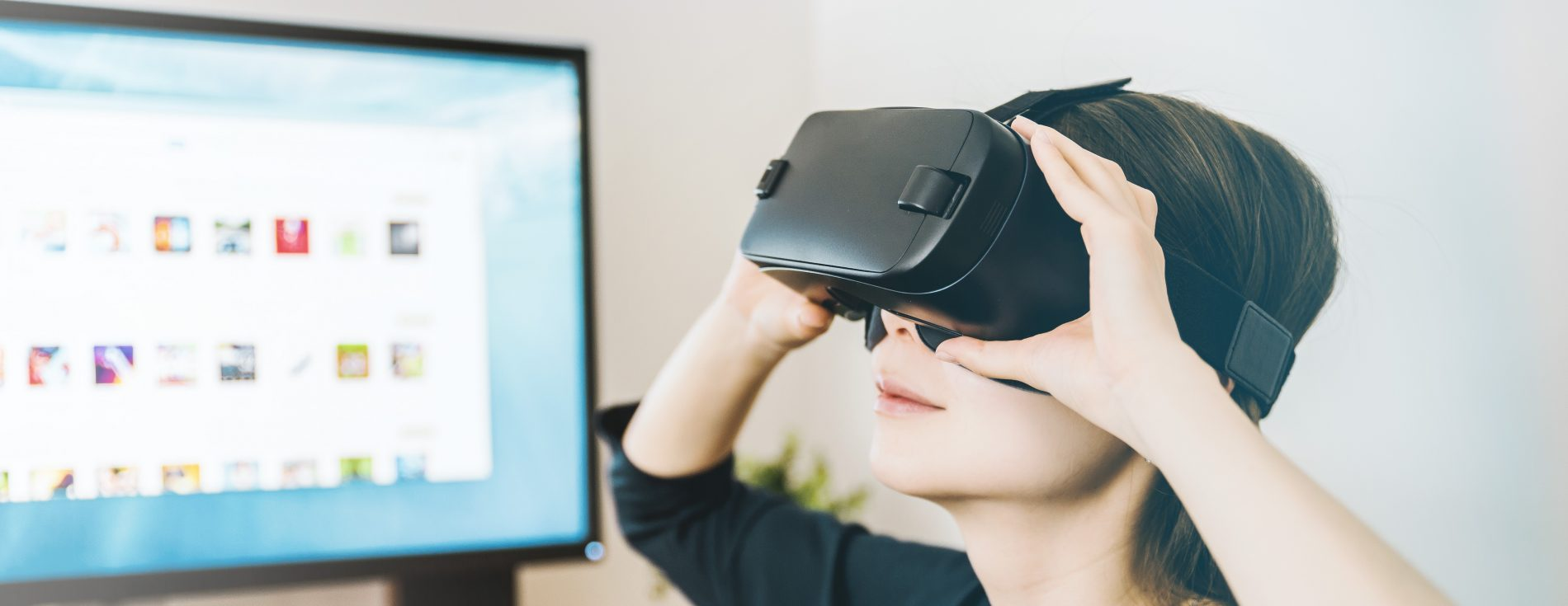 AR、VR、モーショングラフィック作成